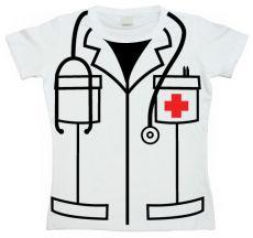 Dámské tričko Nurse Cover Up