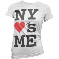 Dámské tričko NY Loves Me