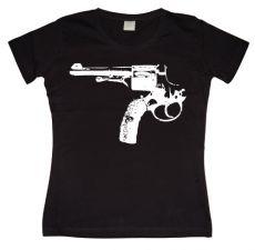 Dámské tričko Reversed Revolver