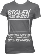 Dámské tričko Stolen Air Guitar!