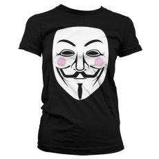 Dámské tričko V For Vendetta