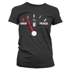 Dámské tričko War & Peace Gauge