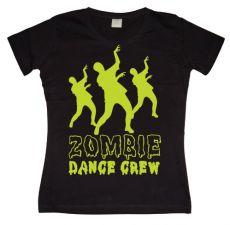 Dámské tričko Zombie Dance Crew