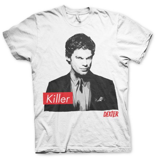 Dexter pánske tričko s potiskem Killer