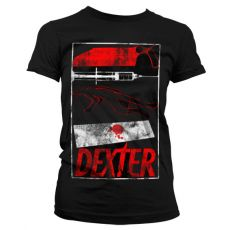 Dámské tričko Dexter Signs