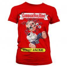 Dámské triko Garbage Pail Kids Wacky Jackie