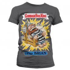 Dámské triko Garbage Pail Kids Fryin´ Brian