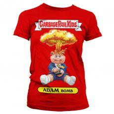 Dámské triko Garbage Pail Kids Adam Bomb