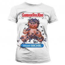 Dámské triko Garbage Pail Kids Itchy Richie