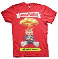 Pánské triko Garbage Pail Kids Adam Bomb