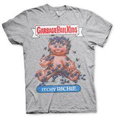 Pánské triko Garbage Pail Kids Itchy Richie