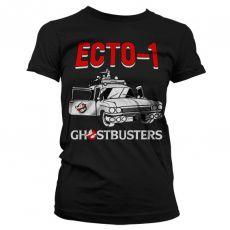 Dámské tričko Krotitelé duchů Ecto-1