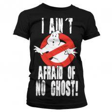 Dámské tričko Krotitelé duchů I Ain´t Afraid Of No Ghost