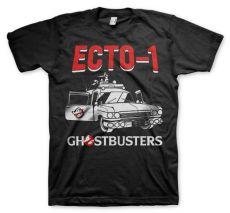 Pánské tričko Krotitelé duchů Ecto-1