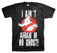 Pánské tričko Krotitelé duchů I Ain´t Afraid Of No Ghost