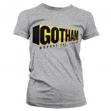 Dámské tričko Gotham Before The Legend