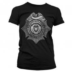 Dámské tričko Gotham Detective Shield