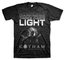 Tričko s potiskem Gotham After Darkness
