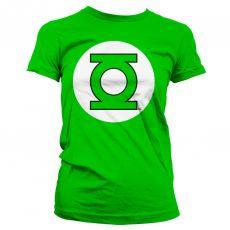 Dámské tričko Green Lantern Logo