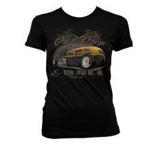 Dámské módní tričko Chop, Chop & Roll