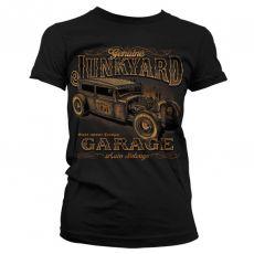 Dámské módní tričko Junkyard Garage