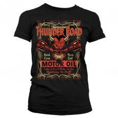 Dámské módní tričko Thunder Road Devil
