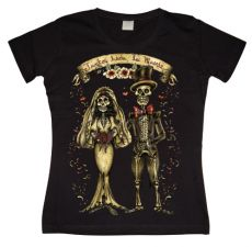 Dámské módní tričko Together Until Death