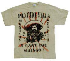 Pánské módní tričko I Want You Gringo!