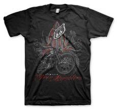 Pánské módní tričko Iron Rumbler´s - Route 66
