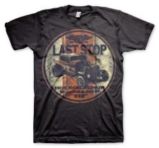 Pánské módní tričko Last Stop Hot Rod Repair