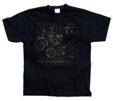 Pánské módní tričko Living Legends