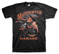 Pánské módní tričko Motorhead Garage