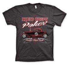 Pánské módní tričko Red Hot Poker Car Club