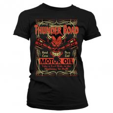 Pánské módní tričko Thunder Road Devil