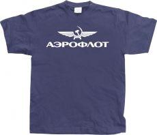 Pánské tričko Aeroflot
