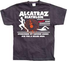 Pánské tričko Alcatraz Biathlon