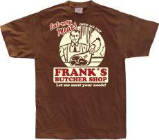 Pánské tričko Franks Butcher Shop