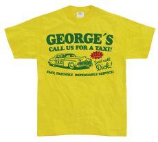 Pánské tričko George´s Taxi