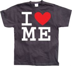 Pánské tričko I Love Me