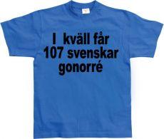 Pánské tričko Ikväll Fĺr 107