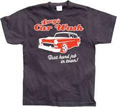 Pánské tričko Lucy´s Car Wash