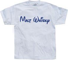 Pánské tričko Malt Whisky