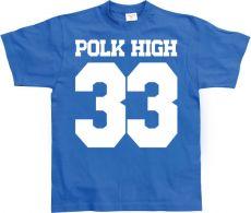 Pánské tričko POLK HIGH 33