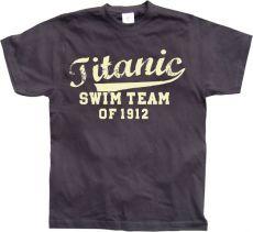 Pánské tričko Titanic Swim Team