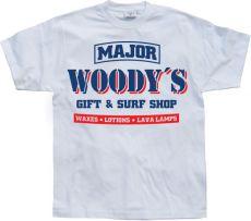 Pánské tričko Woody´s Army & Surf Shop