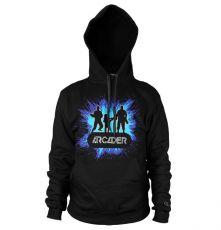 Hoodie mikina Pixely Arcader Team