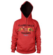 Hoodie mikina Pixely Classically Trained