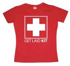 Dámské tričko Get Laid Kit