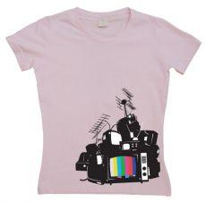 Dámské tričko Please Stand By