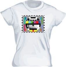 Dámské tričko Testbild